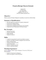Property Management Resume Examples by Beautiful Country Estate Management Resume Ideas Guide To The