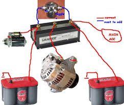 isolator or relay for dual battery system page 2 ford truck