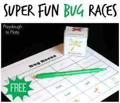 21 cool bug activities for kids playdough to plato