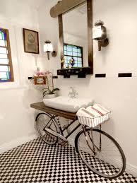 Simple Diy Desk by Diy Bathroom Vanity Made From Desk Simple Do It Yourself Bathroom