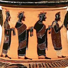 How To Read Greek Vases Decoding Ancient Greek Pottery Wsj