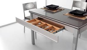 table cuisine tiroir table cuisine avec tiroir 13 maggie table de cuisine avec