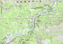 Sequoia National Park Map File Topographic Map Of Kaweah River Jpg Wikimedia Commons