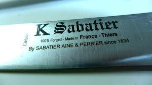 Kitchen Knives Sabatier Kitchen Knives K Sabatier U2013 Working By Hand