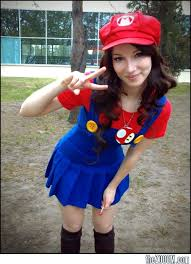 Toadette Halloween Costume Mario Bros Costume Idea Packard U0027s Chapman