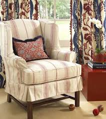 Wing Chair Cover Best 25 Wingback Chair Covers Ideas On Pinterest Wingback