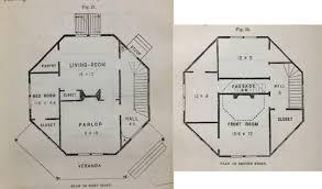 Octagon Cabin Plans The Octagon House Brian Altonen Mph Ms
