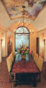 Tuscan Style Dining Room Simple 70 Mediterranean Dining Room Design Design Ideas Of