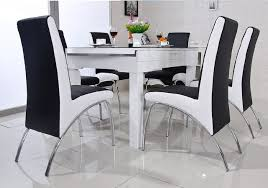 sedie sala da pranzo moderne moderna sedia da pranzo cuoio dell unit縲 di elaborazione a forma