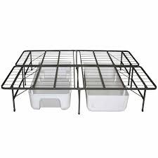 twin metal platform bed frame yakunina info