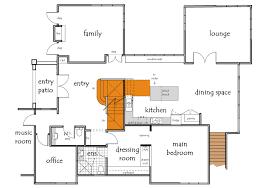 House Floor Plan With Measurements by Bedroom Stair Floor Plan Design Chezerbey Basement Before