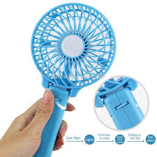 battery operated fans foldable fans battery operated rechargeable handheld mini fan