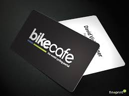 Bicycle Business Cards Matte Business Cards