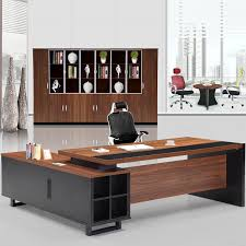 Office Executive Desks Professional Luxury General Manager Office Furniture High Quality