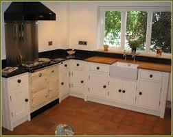 shaker kitchen cabinets cream home design ideas