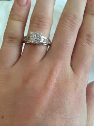 white gold engagement ring with yellow gold wedding band show me those yellow gold engagement rings