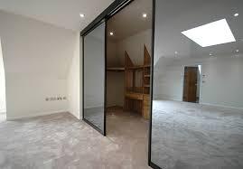 sliding hanging room dividers foter mirrored design furniture
