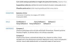 resume beautiful printable resume templates free basic blank