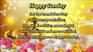 happy sunday wishes greetings e card wallpapers whatsapp