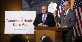 what the house gop obamacare replacement plan does