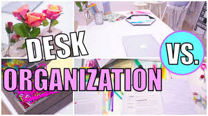Organize A Desk How To Clean And Organize Your Desk