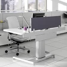 comfort knows no limits u2013 height adjustable desk designs
