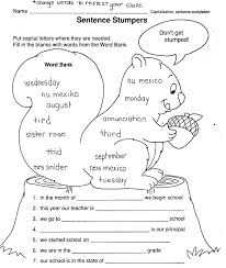 elementary school enrichment activities thanksgiving skill worksheets