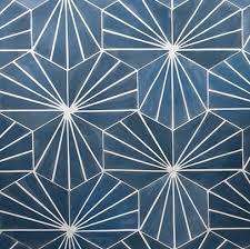 cement tile cement tiles electra ultra marine bone cement hexagon tile