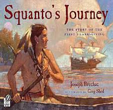 squanto s journey in colonial america site of books to show