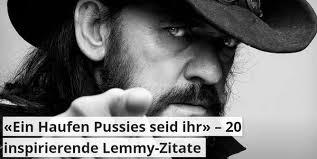 rip sprüche watson news on r i p lemmy kilmister zum abschied