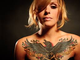 26 clever chest tattoo ideas