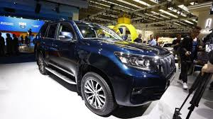 land cruiser toyota 2018 toyota land cruiser gets new look higher quality interior
