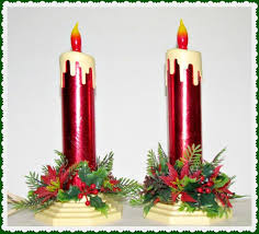 light up christmas candles 81 best vintage lighted christmas images on pinterest christmas