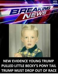 Meme Smith - meme smith news new evidence young trump pulled little becky s