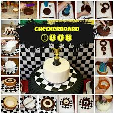 how to make a checkerboard cake home made interest