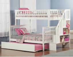Wooden Bunk Bed Plans Free by Bunk Beds Full Size Loft Bed With Stairs Plans Cheap Bunk Beds