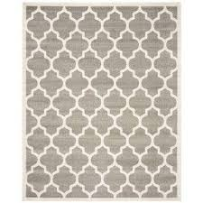 Grey Outdoor Rug Border 9 X 12 Outdoor Rugs Rugs The Home Depot