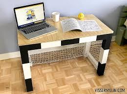comment faire un bureau comment fabriquer un bureau en bois fresh faire un bureau en bois