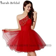 short dress tulle red promotion shop for promotional short dress