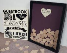 wedding wishes shadow box alternative guest book guests sign corks and drop them in
