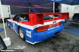 nissan race car cool s13 bro the imsa gtu 240sx speedhunters