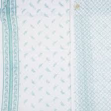 pia feather hand block printed voile curtains u2013 torna
