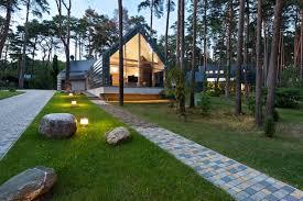 living house in kulautuva forest nebrau com