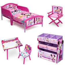 Minnie Mouse Toddler Bed Duvet Minnie Mouse Furniture Set Roselawnlutheran