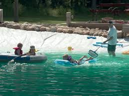 man in canada transformed his home with a 90 foot long swimming