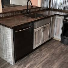 reclaimed white oak kitchen cabinets resurrected furniture cabinetry resurrected furniture