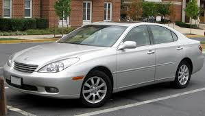 lexus es white lexus es 300 hd design automobile