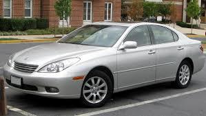 sporty lexus sedan lexus es 300 hd design automobile