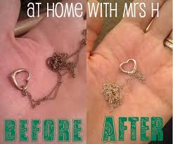 mrs h the how to clean jewellery