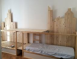 Triple Bunk Bed Ikea Hack